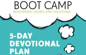 Image for 5-Day Devotional for Ending Poverty Together Boot Camp