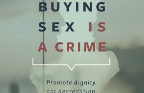 Image for Promote Dignity, Not Degradation