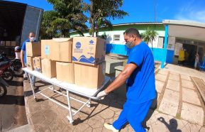 Image for Equipping Our Neighbours in Brazil: Compassion donates supplies to local hospitals