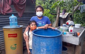 Image for No water, no protection: A Salvadoran village's dry reality