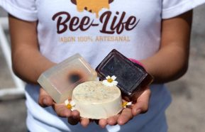 Image for How a honey business changed this teen's life — and is transforming a poverty-stricken community