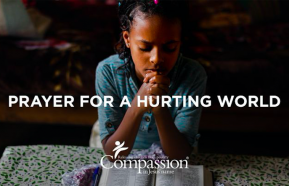 Image for Prayer for a Hurting World