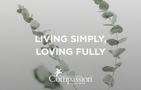 Image for Living Simply, Loving Fully
