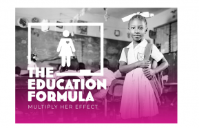 Image for The Education Formula: Multiply Her Effect