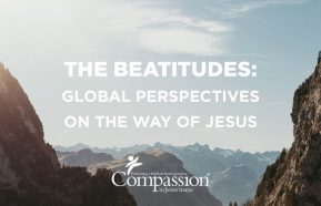 Image for The Beatitudes: Global Perspectives on the Way of Jesus