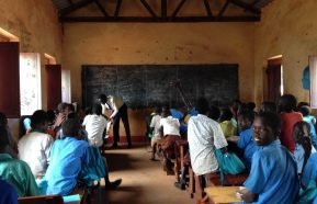 Image for Education In the Nuba Mountains