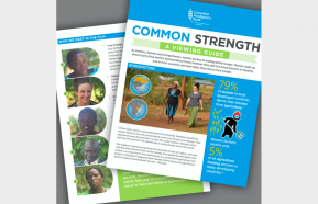 Image for Finding Common Strength